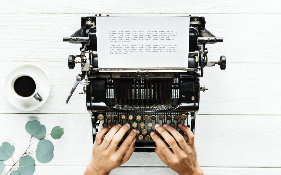 6 Steps to Write Good Content for B2B Marketing