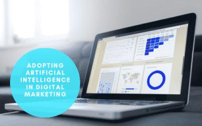 Adopting Artificial Intelligence in Digital Marketing