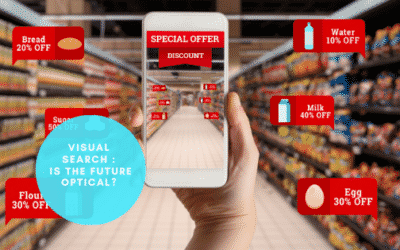 Visual Search: Is the Future Optical?