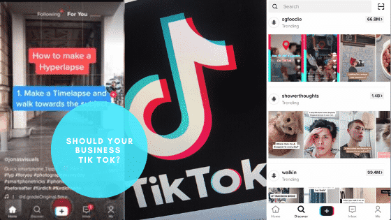 Should Your Business TikTok?